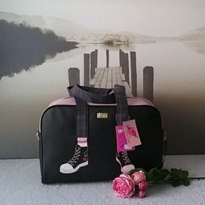 Betsey Johnson Weekender Bag NWT